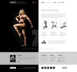 Built Up Your Body in WP! by ait-themes
