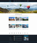 Hobby: Personal Blog WordPress Theme