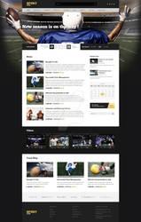 SPORT CLUB specialized Wordpress theme by ait-themes