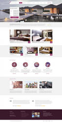 HOTELIOUR WordPress theme for hotels by ait-themes