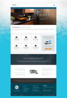 Aqua WordPress Theme for Plumbers by ait-themes