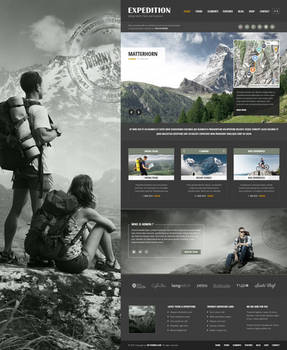 Expedition - WordPress Theme for Guides