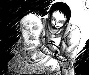 Torture : Trafalgar Law by Beccilein