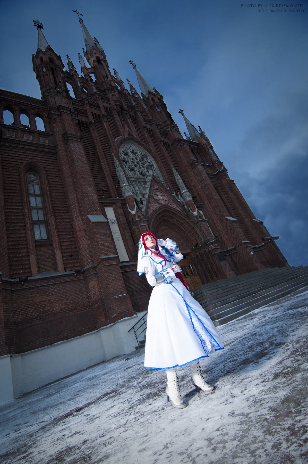 Trinity Blood: Between Heaven and Hell by ennfranco