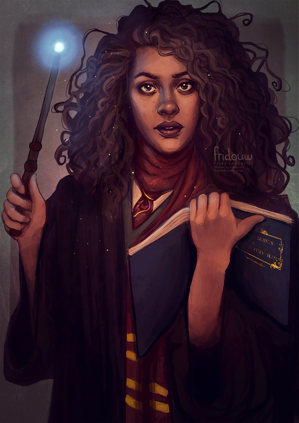 Hermione Granger by fridouw