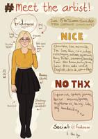 Meet The Artist by fridouw