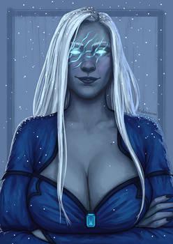 Commission: Thyra