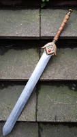 li Syaoran's sword cardcaptors WIP