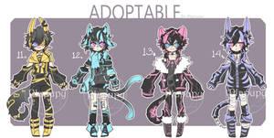 [Close] Adoptable 11-14