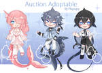 [AB Add|Auction] Adoptable #84-86 [closed]