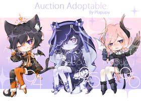 [Auction] Adoptable #94-96 [Closed]