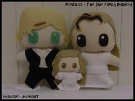 Mentalist: The Jane Family
