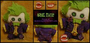 Arkham Asylum: Joker Plush