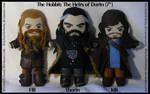 The Hobbit: Heirs of Durin Plush Set