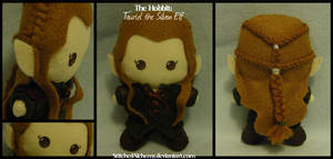 The Hobbit: Tauriel Plush