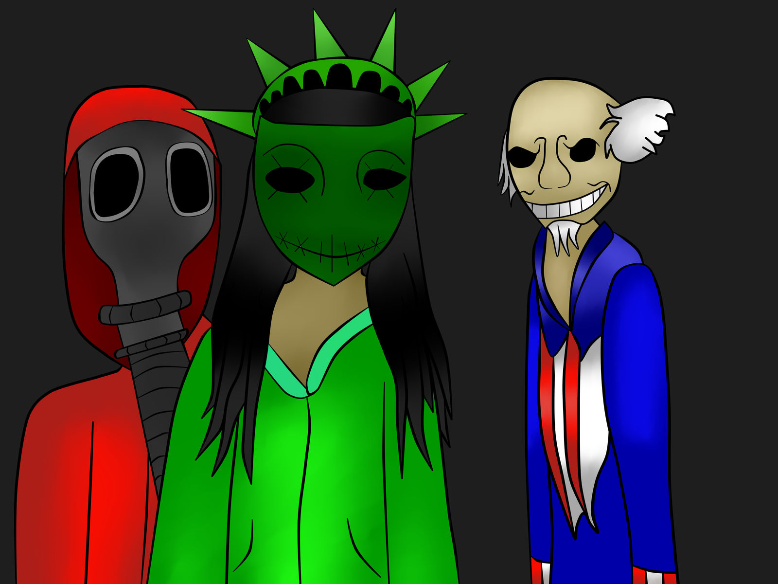The Purge Election Year By Themimeguy On Deviantart