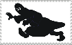 The Phantom Blot Stamp by ElMarcosLuckydel96