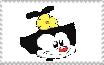 Dot Warner Stamp by SuperMarcosLucky96