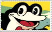 Original Flip the Frog Stamp by SuperMarcosLucky96