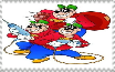 Beagle Boys Stamp by MarcosPower1996