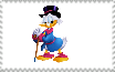 Scrooge McDuck Stamp by MarcosPower1996