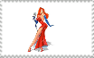 Jessica Rabbit Stamp by MarcosPower1996