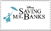Saving Mr. Banks Stamp by MarcosLucky96