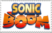 Sonic Boom Stamp by MarcosPower1996