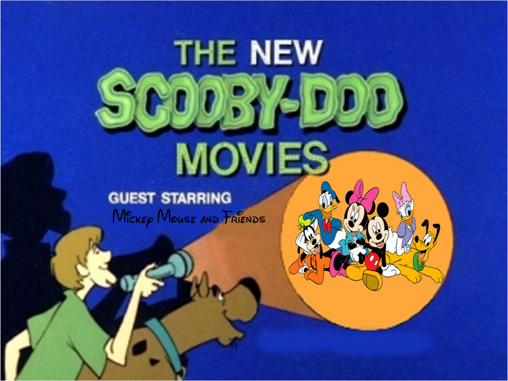 Scooby-Doo meets Mickey Mouse and Friends by MarcosPower1996 on ...