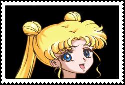 2014 Usagi Tsukino Stamp by SuperMarcosLucky96