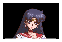 2014 Sailor Mars Stamp by MarcosLucky96