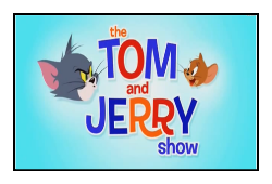 The Tom and Jerry Show Stamp by SuperMarcosLucky96