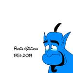 My tribute to Robin Williams with Genie