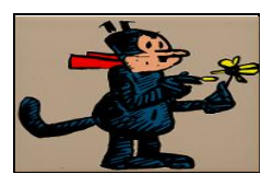 Krazy Kat Stamp by MarcosLucky96