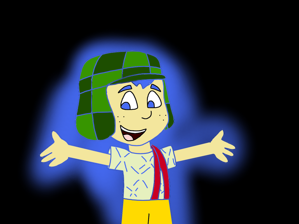 El Chavo's Inside Out: Joy By MarcosPower1996 On DeviantArt