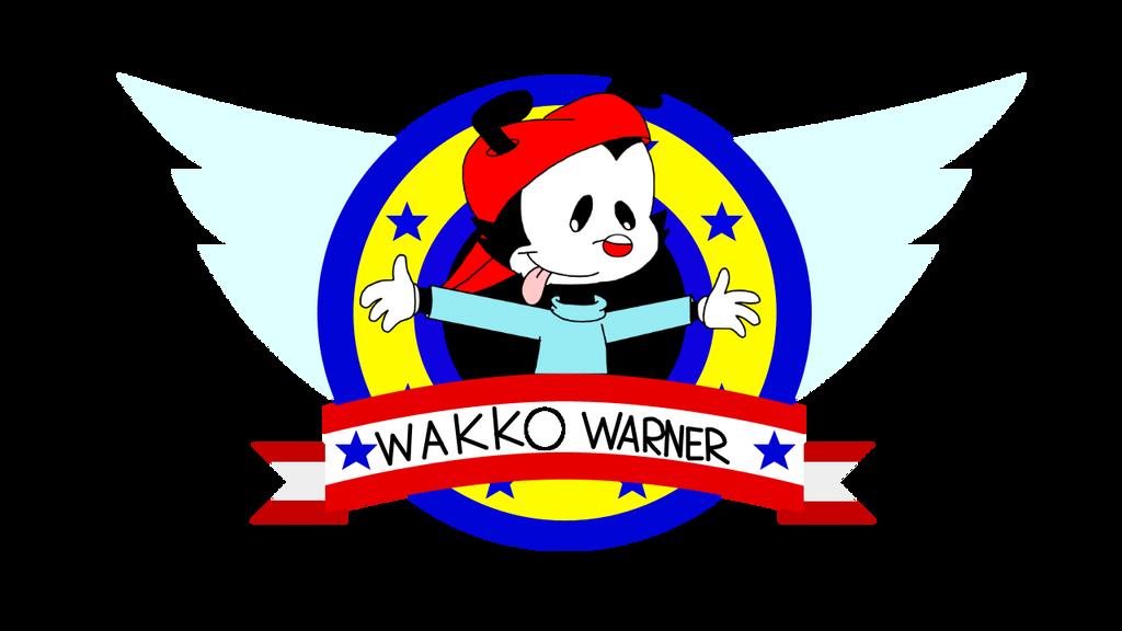 Wakko On Sonic The Hedgehog Title Emblem By Mega Shonen One 64 On Deviantart