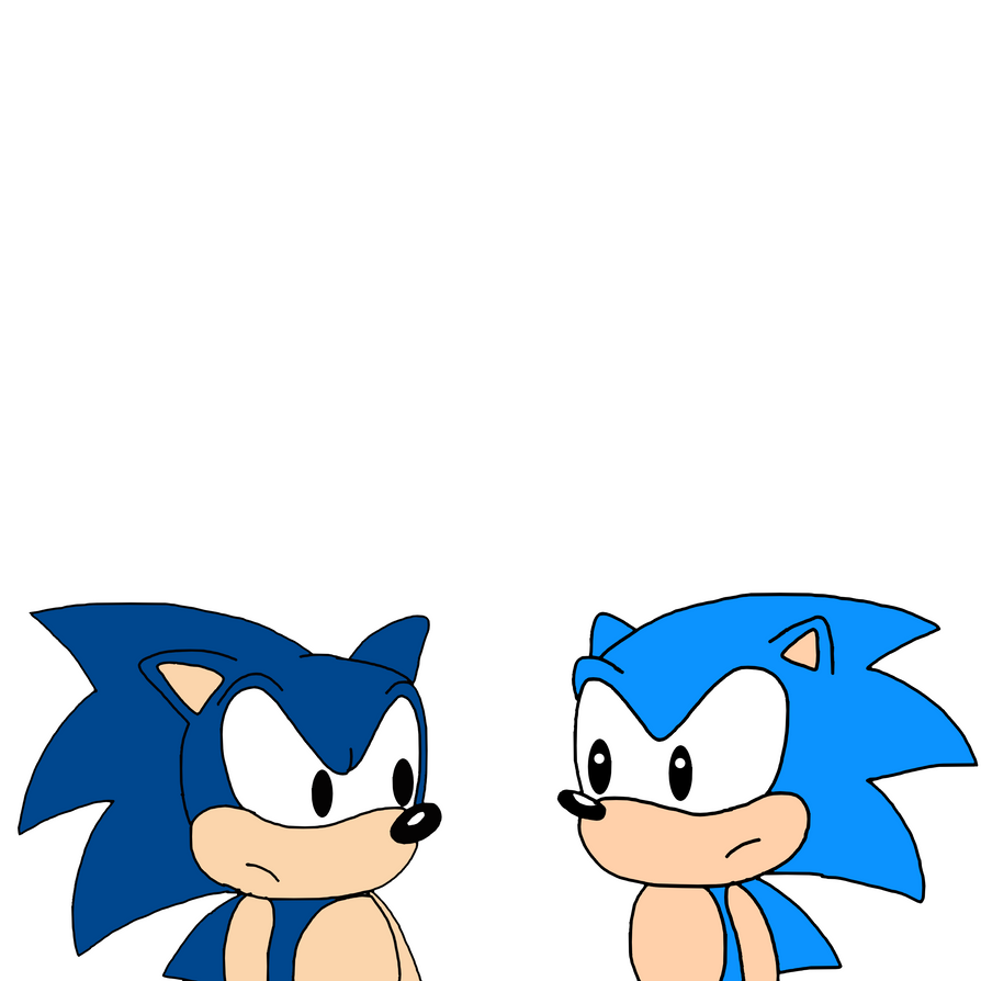 Classic american sonic and classic japanese sonic by for American classic 3