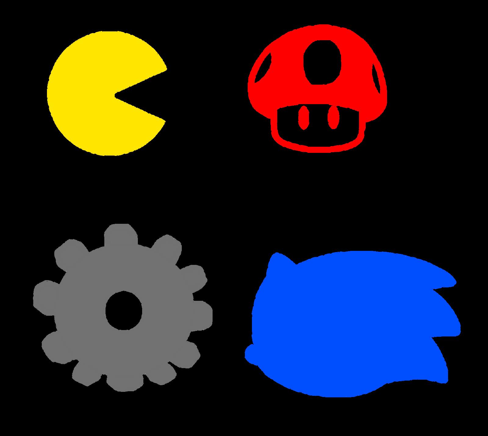 Cool Video Game Symbols | www.pixshark.com - Images ...