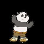 Panda Bear as Po