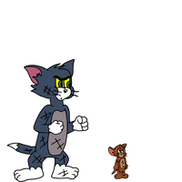Toon Armageddon - Tom and Jerry by Mega-Shonen-One-64