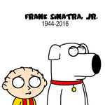Stewie and Brian: A tribute to Frank Sinatra Jr.
