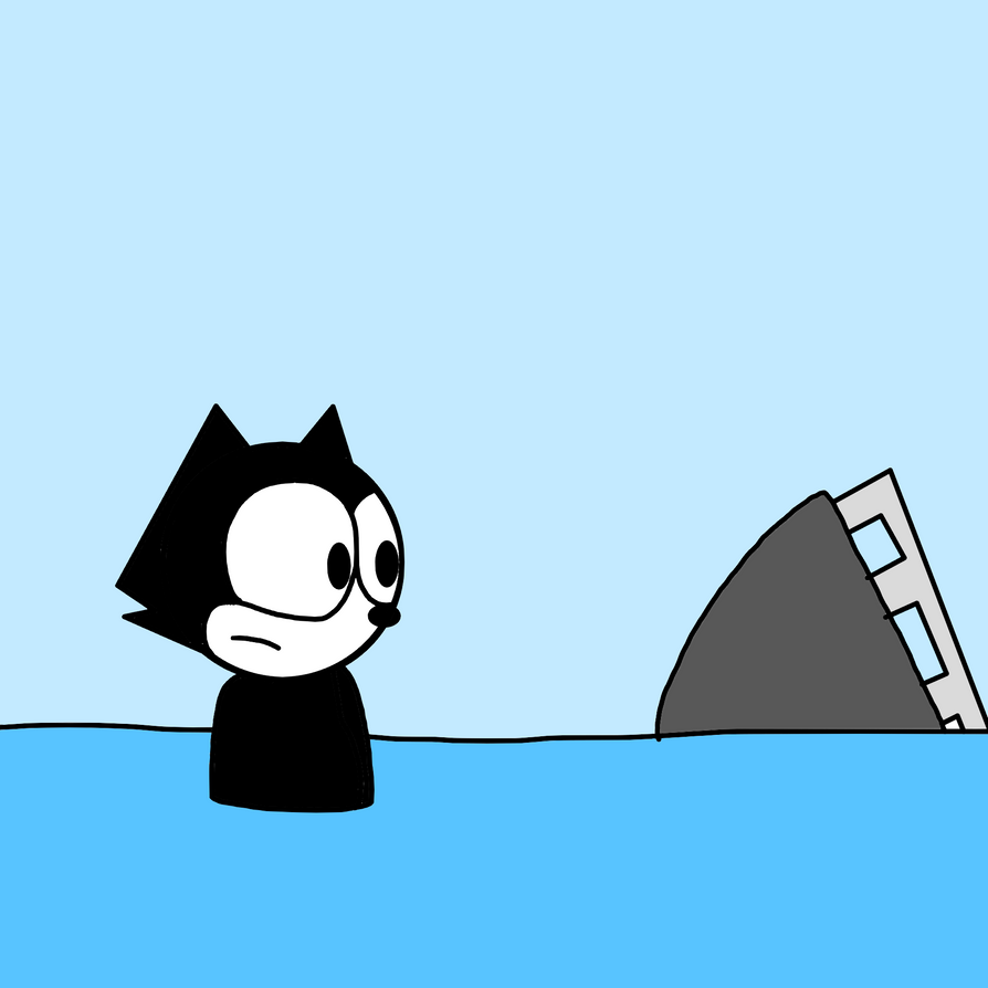 Felix Seeing The Cruise Ship Sinking By Marcospower1996 On Deviantart