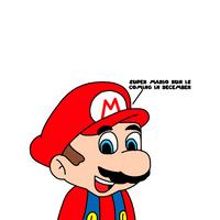 Mario talks about Super Mario Run by Mega-Shonen-One-64