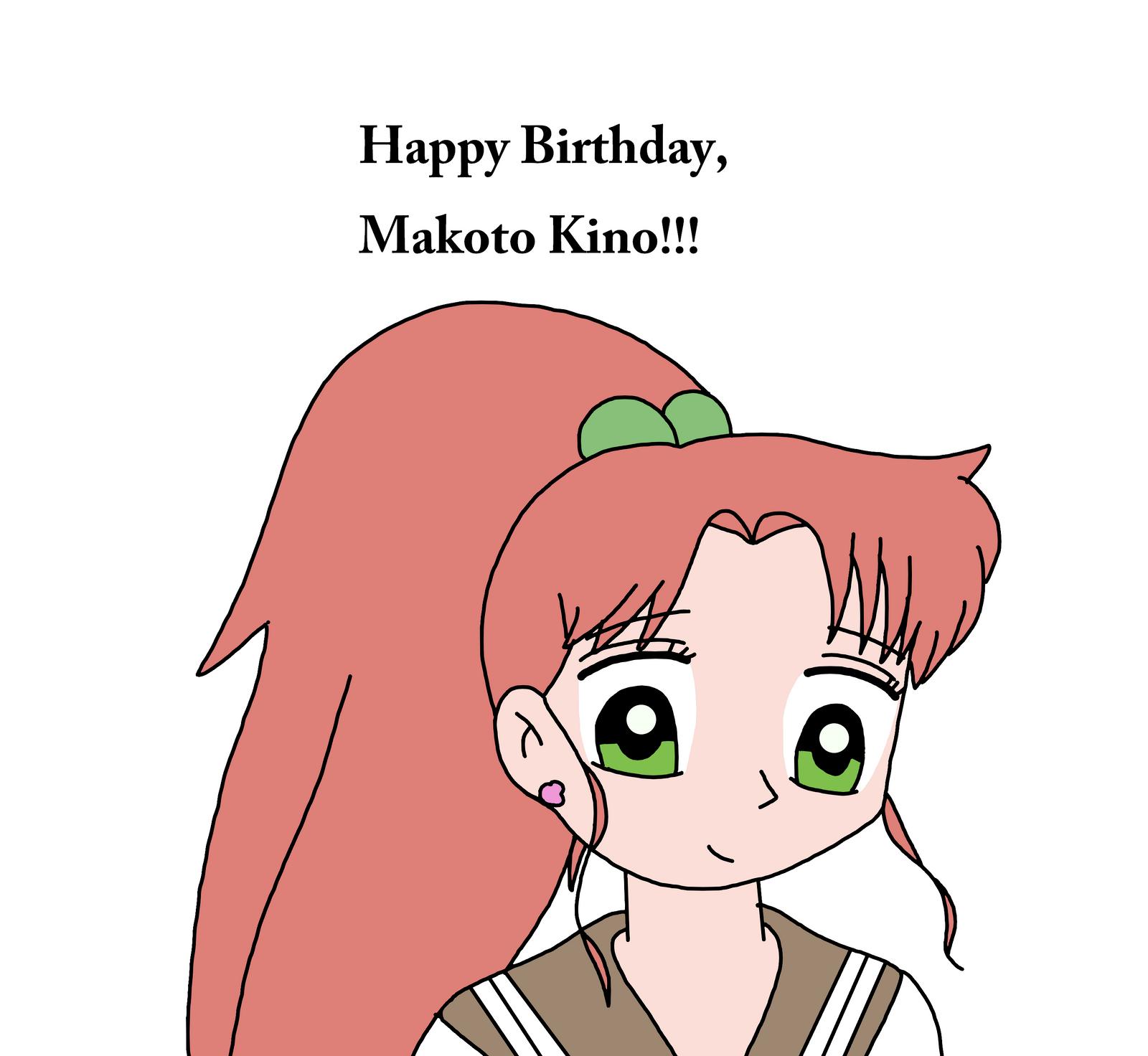 happy birthay makoto - photo #22