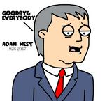 Goodbye Adam West
