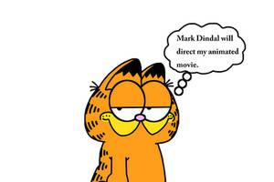 Garfield animated movie got director by Mega-Shonen-One-64