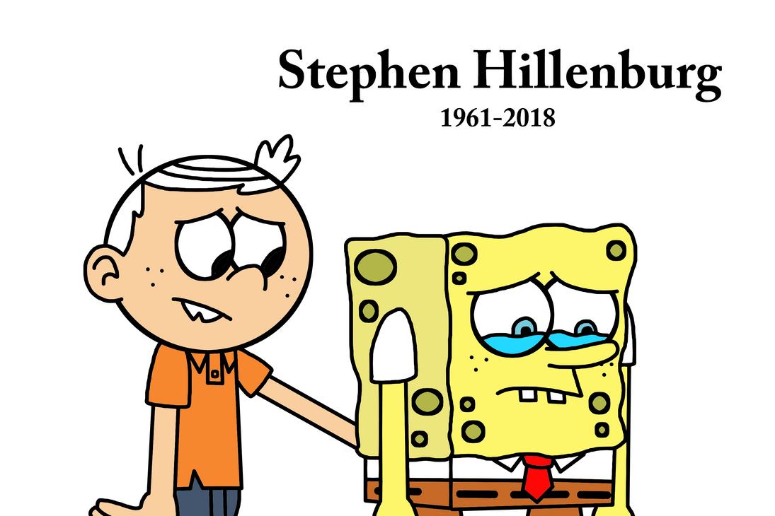 Resultado de imagen para Stephen Hillenburg