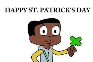 Happy St. Patrick's Day with Craig Williams by Mega-Shonen-One-64