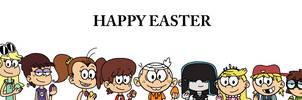 Happy Easter from Loud Siblings