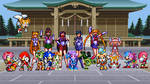 STH, SM and FP: Worlds Unite cast by Mega-Shonen-One-64
